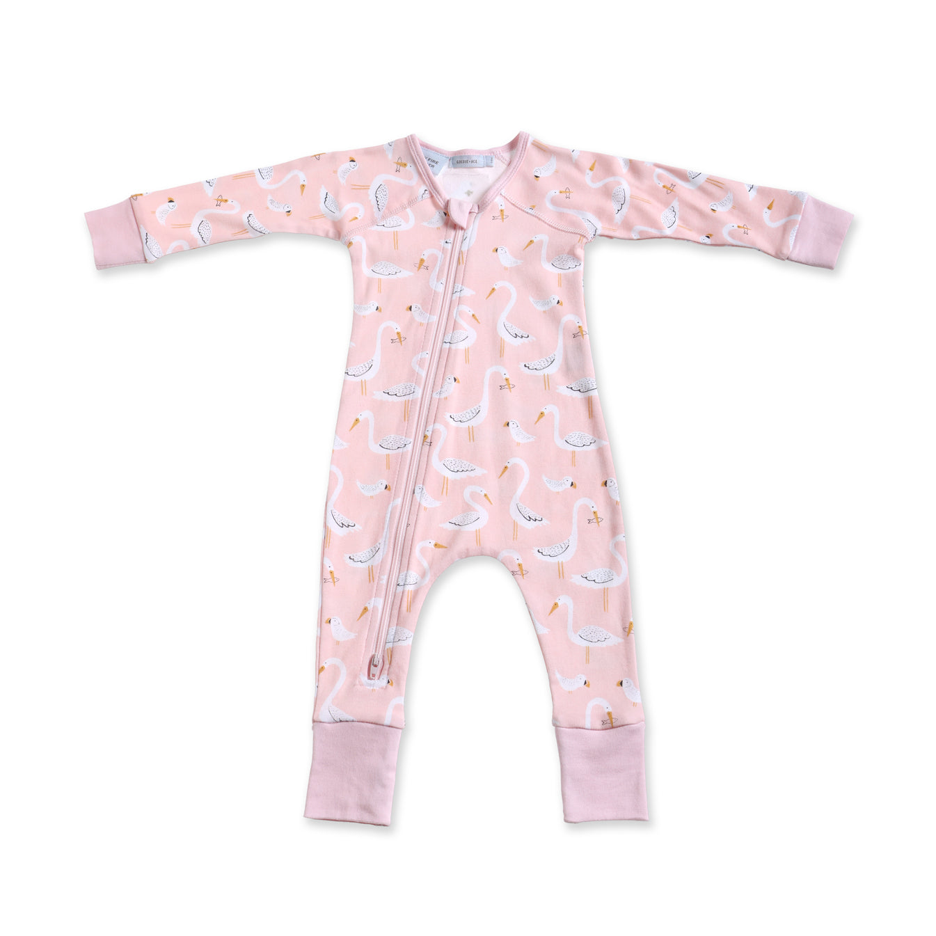 Salty Seabirds Zip Growsuit