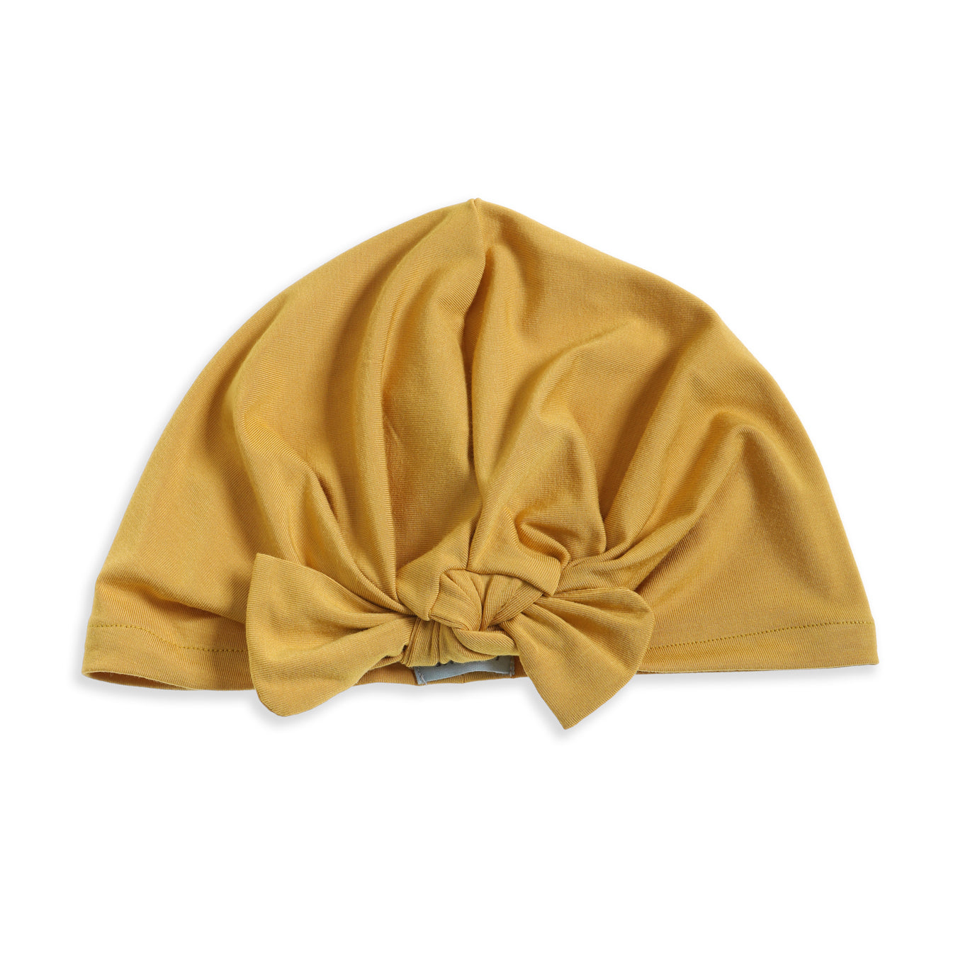 'The Wren' Turban Mustard