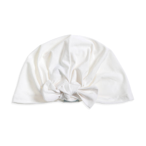 'The Amal' Turban Peach