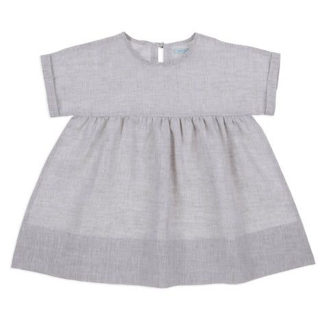 Lindy Rama-Ellis Zoe Linen Stripe Dress