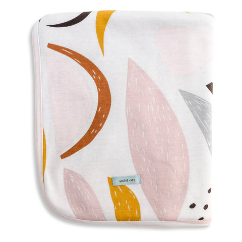 Cockatoo Baby Wrap Peach