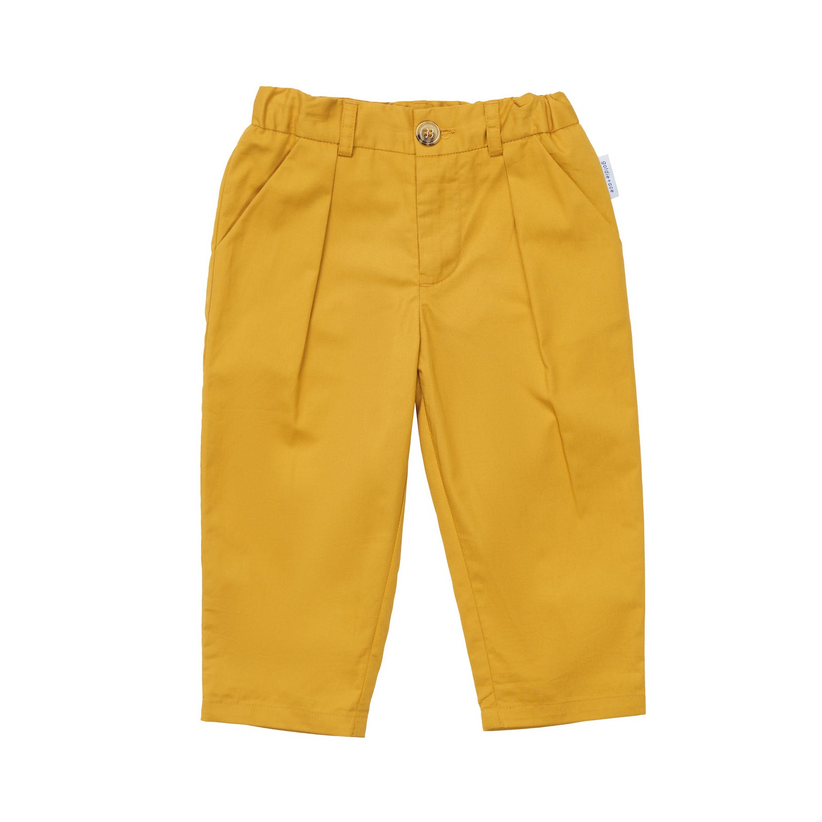 Mini Chinos Gold
