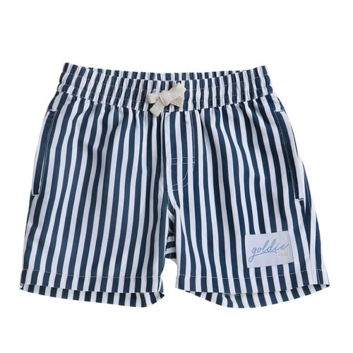 Sea Stripe Board Shorts