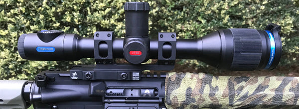 Pulsar Thermion Thermal Scope Review