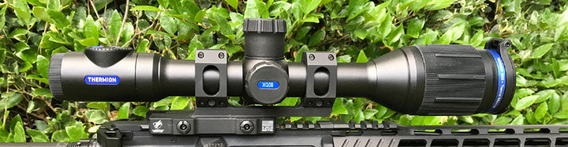 Pulsar Thermion XQ38 Thermal Scope Review