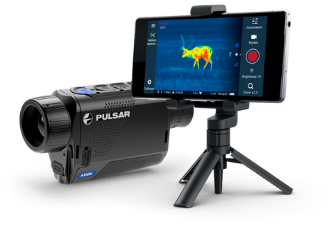 Pulsar Axion Video & Streaming