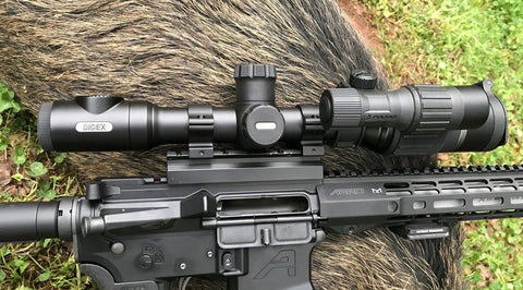 Pulsar Digex N450 Digital Night Vision Rifle Scope Review
