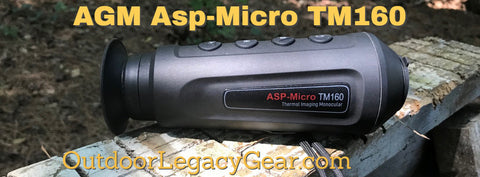 AGM Asp-Micro TM160  Thermal Monocular