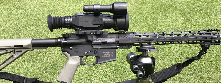 Sightmark Wraith Night Vision Scope Review