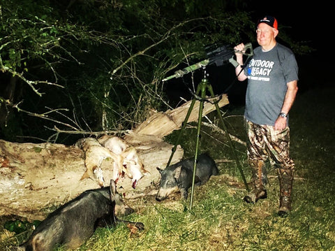 Sightmark Wraith Hog & Coyote Hunt