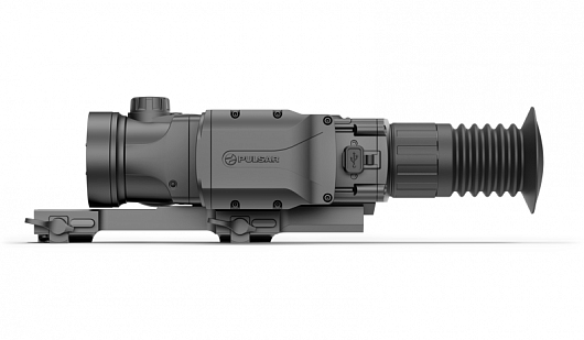 Pulsar Trail XQ50 LRF 2.8x-10.8x Thermal Rifle Scope