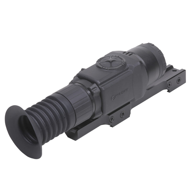 Pulsar Core RXQ30V 1.6x-6.4x Thermal Rifle Scope