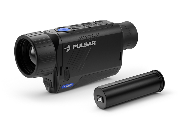 Pulsar Axion XM38 5.5-22x Thermal Monocular