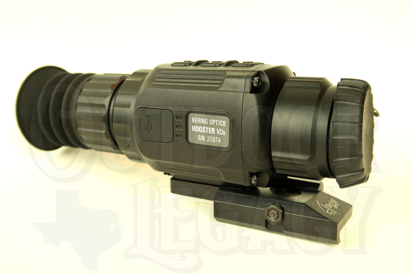 Bering Optics Hogster R 1.4-5.6x Thermal Rifle Scope