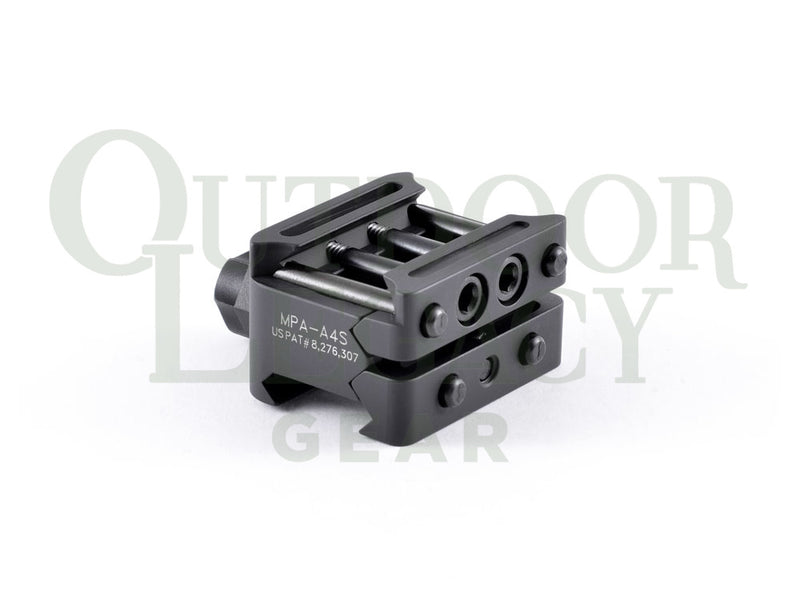 DLOC-IRD Quick Release Weapon Mount