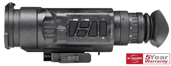 N-Vision Halo 1.75-7x25 Thermal Scope