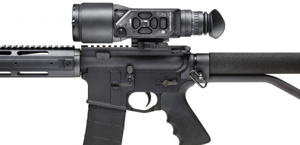 N-Vision Halo-LR 3.5-14x50 Thermal Scope