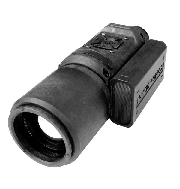 N-Vision HALO-X 35mm 2.5-10x Thermal Rifle Scope