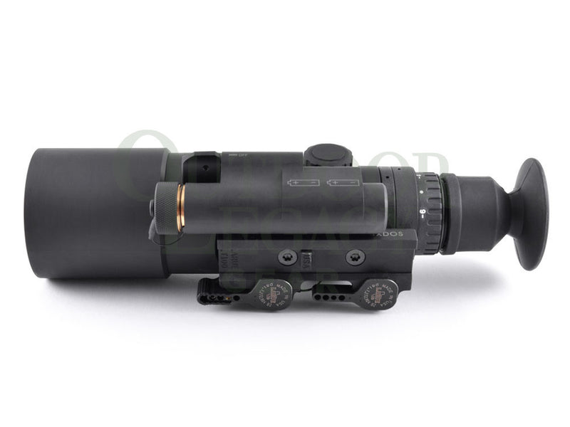 IR Hunter MK III 60mm 4.5X-35X Thermal Rangefinding Weapon Sight