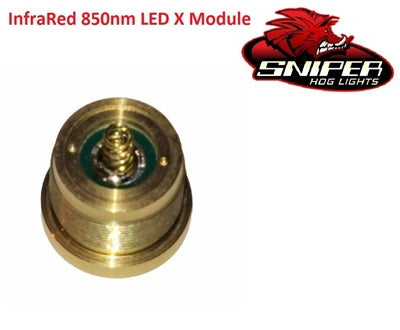 Sniper Hog Light 940nm LED X Module (for 38, 50 and 66LRX)