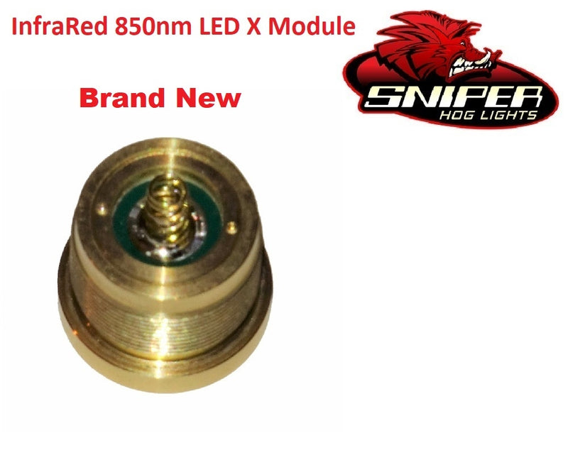 Sniper Hog Light InfraRed 850nm LED X Module (for 38, 50 and 66LRX)