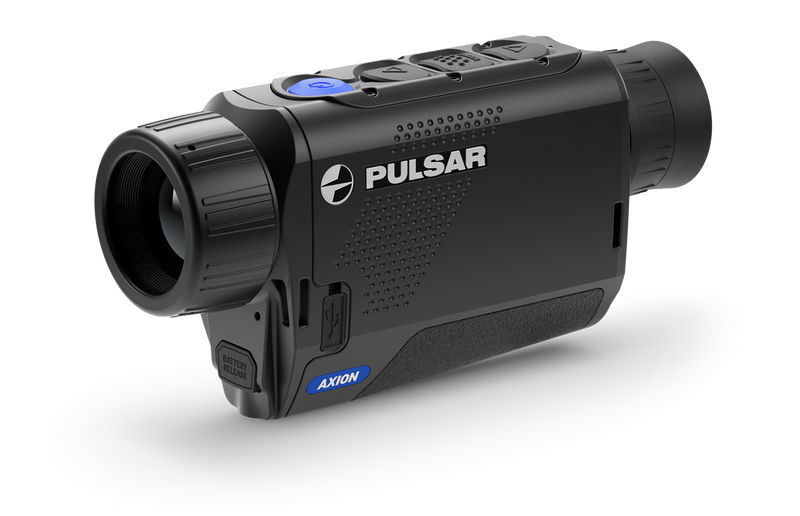 DISCONTINUED Pulsar Axion XM38 5.5-22x Thermal Monocular