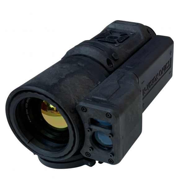 N-Vision HALO-XRF 3.4-14x Thermal Rifle Scope