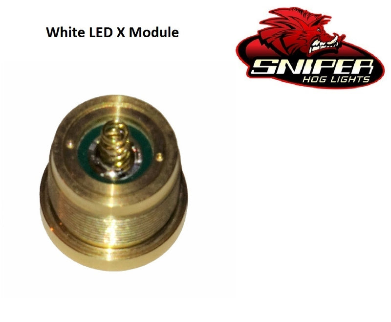 Sniper Hog Light White LED X Module (for 38, 50 and 66LRX)