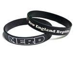 Load image into Gallery viewer, NERD Classic Wristband (White or Green)