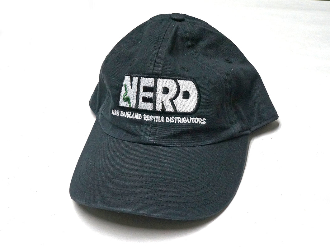 Baseball Cap Large Centered NERD Logo