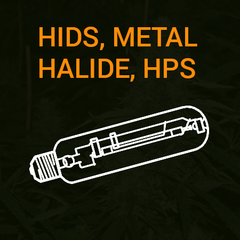 HIDS Grow lights