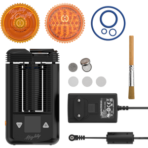 Storz & Bickel: Mighty Vaporizer - GrowDaddy