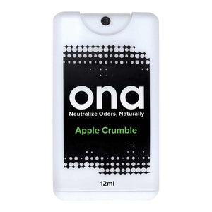 Ona Spray Card 12ml Apple Crumble - GrowDaddy