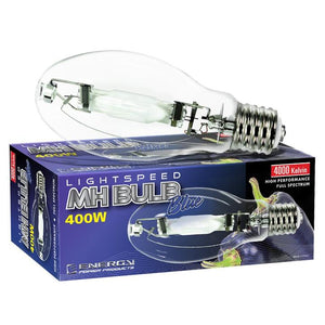 Lightspeed 400W Metal Halide Blue Lamp - GrowDaddy