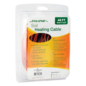 Jump Start Soil Heating Cable (All Sizes) - GrowDaddy