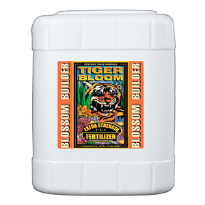 Fox Farm Nutrients: Tiger Bloom Liquid Concentrate - GrowDaddy