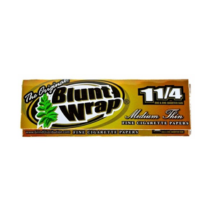 The Original Blunt Wrap: 1 1/4 Papers - GrowDaddy