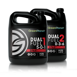 GreenPlanet Nutrients - Dual Fuel 2 - GrowDaddy
