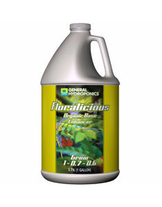 General Hydroponics: Floralicious Growth Vitality Enhancer - GrowDaddy
