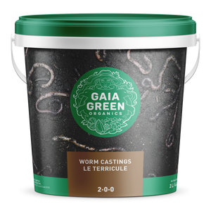 Gaia Green: Worm Castings - GrowDaddy