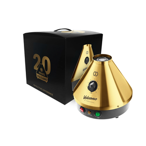 Storz & Bickel: Limited Edition Gold Volcano Classic - GrowDaddy