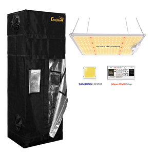2 x 2.5 Gorilla Grow Tent with SF1000 LED - GrowDaddy