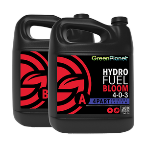 GreenPlanet Nutrients: Hydro Fuel Bloom A/B - GrowDaddy