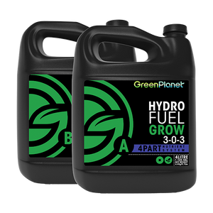 Greenplanet Nutrients: Hydro Fuel Grow A/B - GrowDaddy