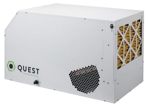 Quest: Dual 225 Overhead Dehumidifier (230v) - GrowDaddy