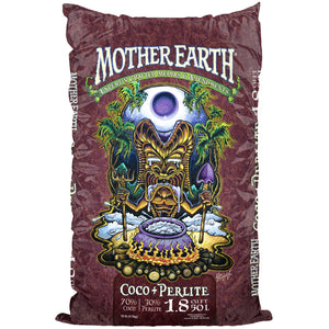 Mother Earth Coco + Perlite 1.8CF - GrowDaddy