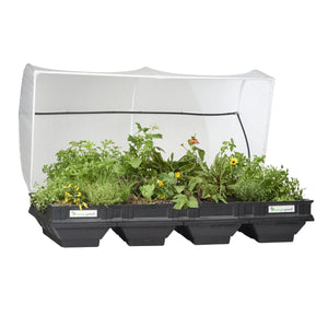 Vegepod Large Raised Garden Bed with Garden Cover - GrowDaddy