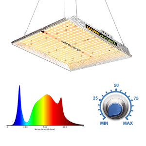 Mars Hydro: TS 1000 Series LED Grow Light With Dimmer
