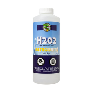 Future Harvest: H2O2 Retrobrite - GrowDaddy