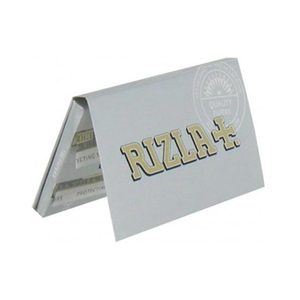 Rizla: Silver Rolling Papers - GrowDaddy